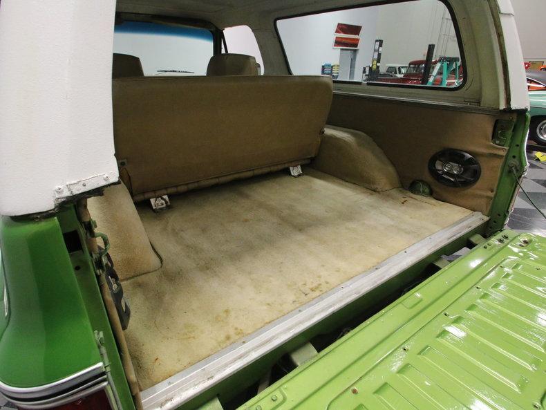 1975 Chevrolet Blazer K5 #56