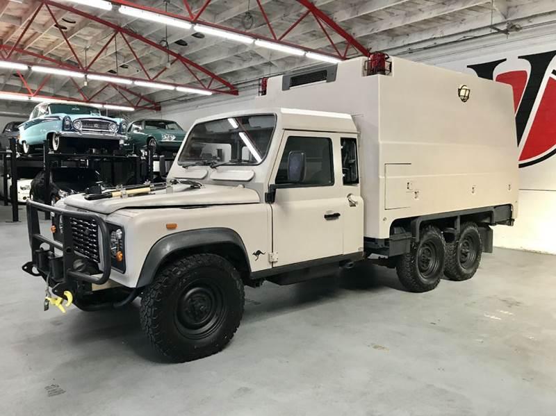 Land Rover Defender 110 Perentie Ambulance 6x6 1989 #0