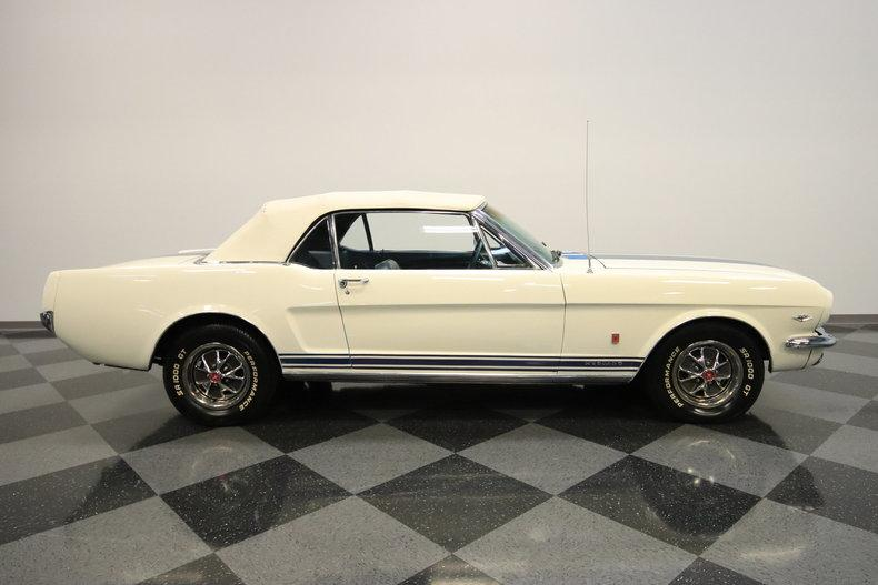 1965 Ford Mustang GT Tribute #19