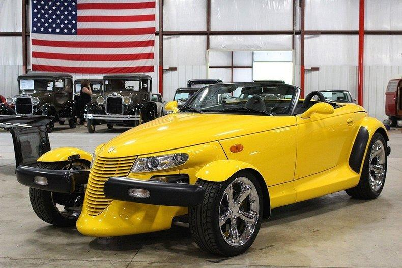 2000 Plymouth Prowler #0