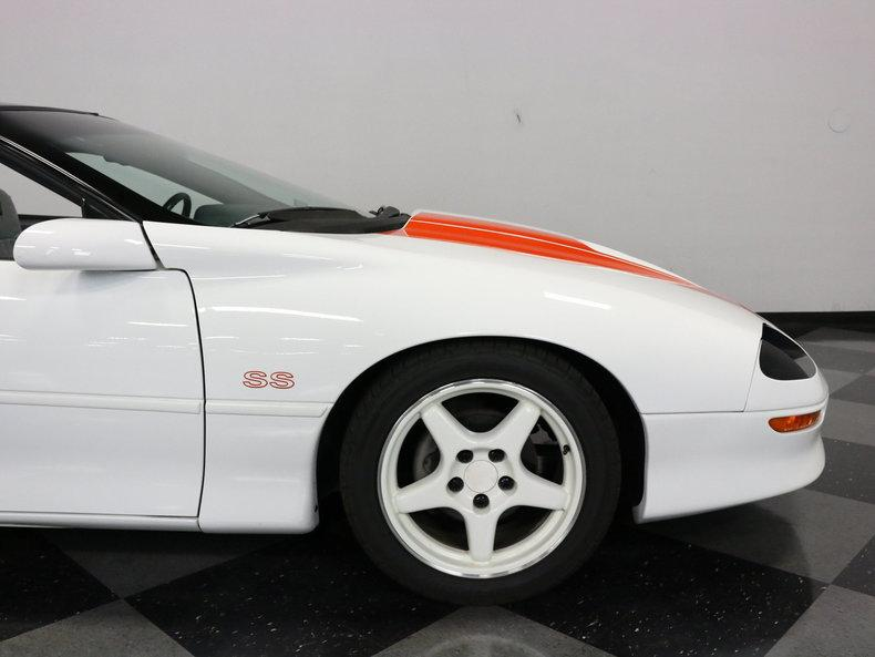 1997 Chevrolet Camaro SS 30th Anniversary SLP Edition #28