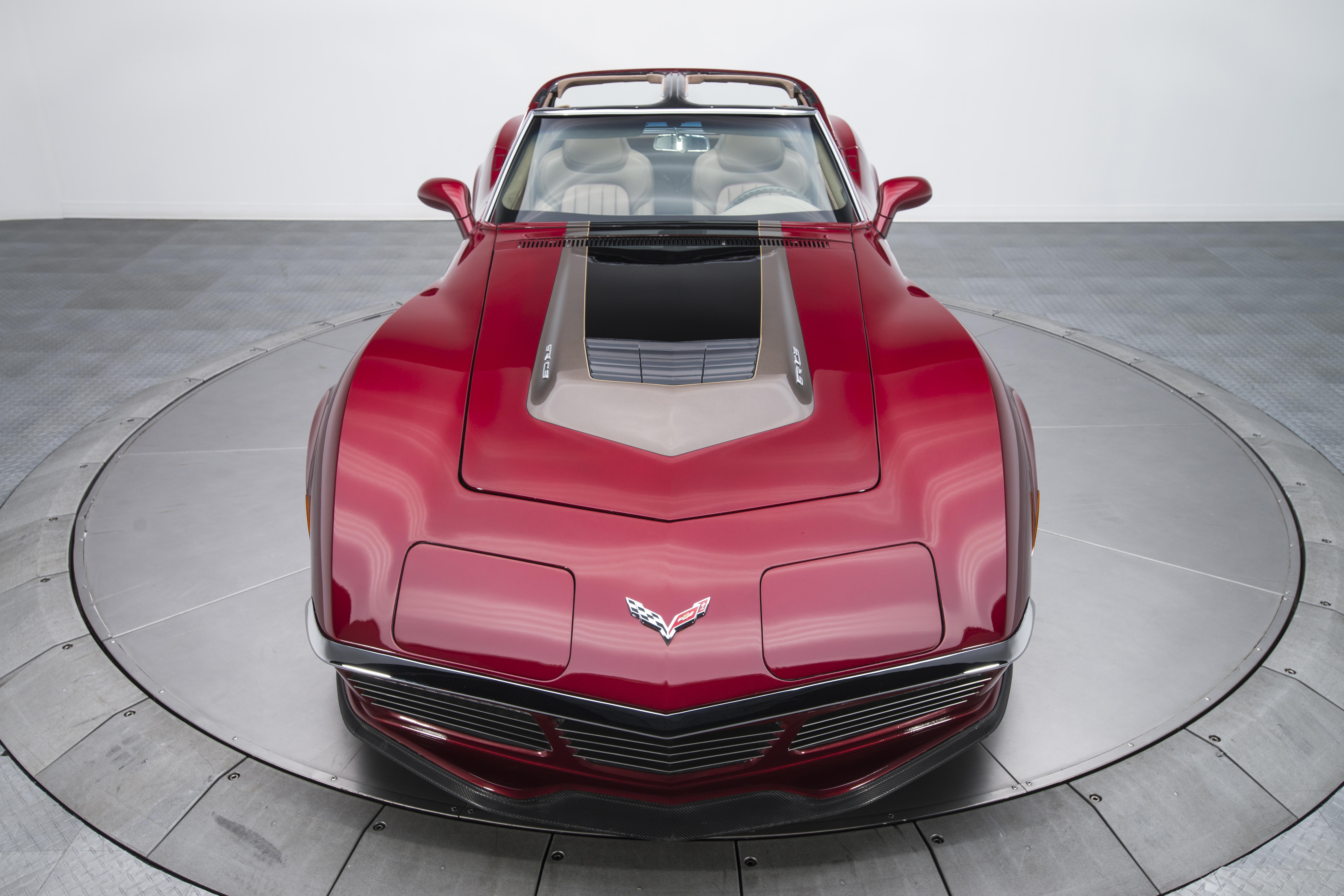 1972 Chevrolet Corvette1972 Chevrolet Corvette #14