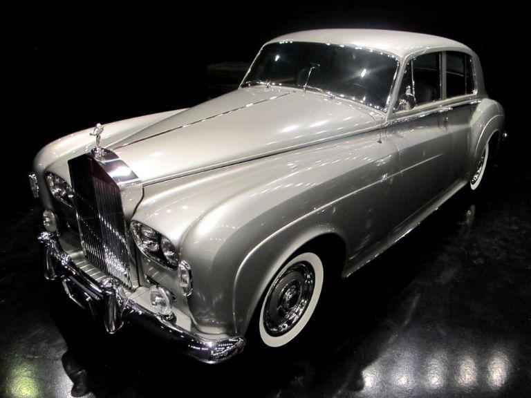 1964 Rolls-Royce Silver Cloud III #LSFU155 – 4,689 Miles From New #1