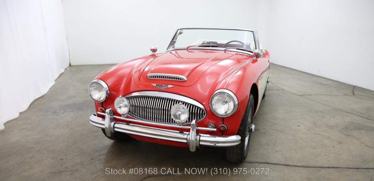 1963 Austin-Healey 3000 BJ7 #16