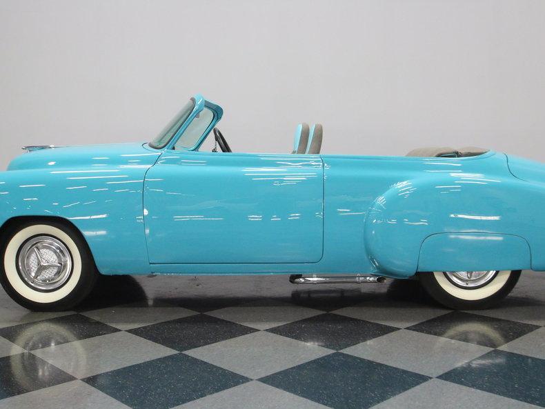 1949 Chevrolet Sedan Roadster #11