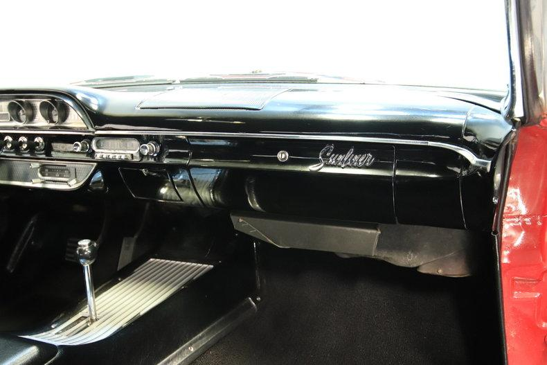 1962 Ford Galaxie 500 Sunliner #47