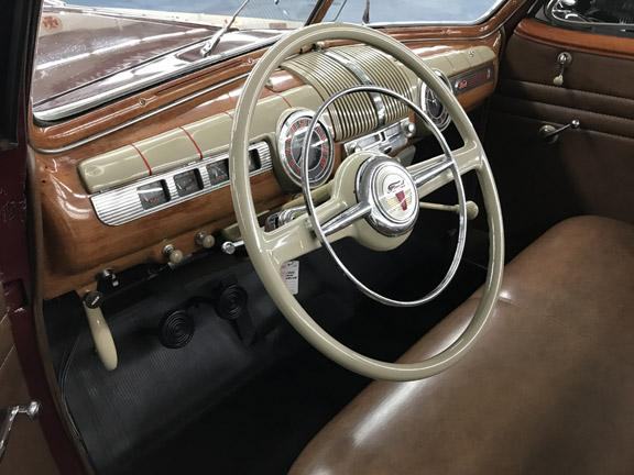 1946 FORD SUPER DELUXE 8 CONVERTIBLE #2