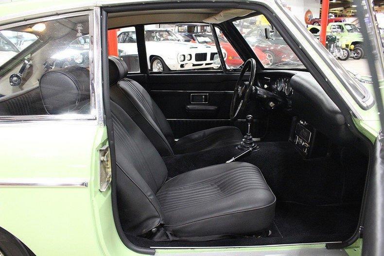 1970 MG MGB GT #31