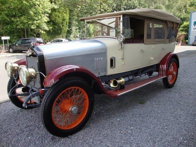 1921 Wolseley Model 20 C8 #4