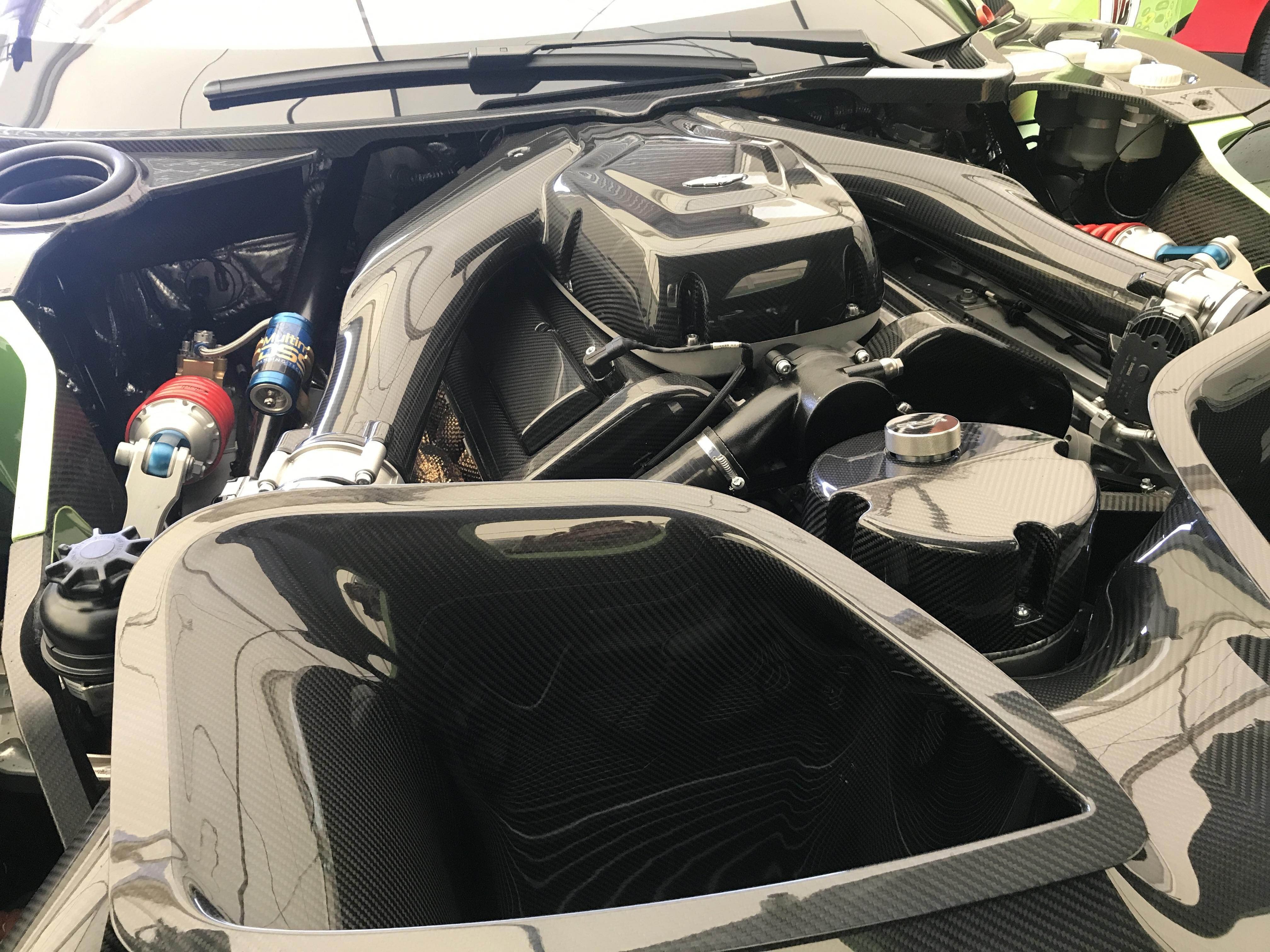 Aston Martin Vulcan (Vat Qualifying) #2