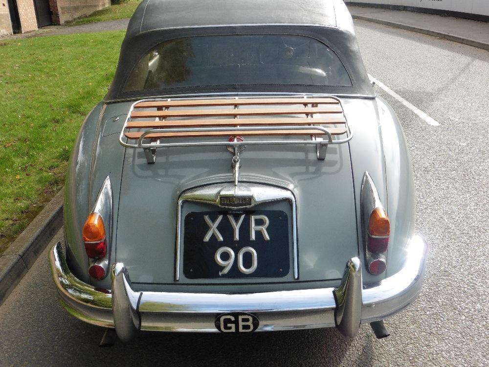 JAGUAR XK XK150 DROPHEAD 1959 #1