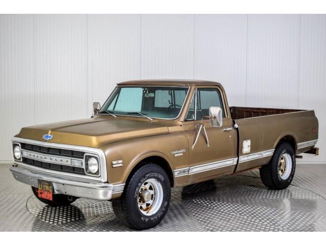 Chevrolet Pickup Custom Camper V8 #53