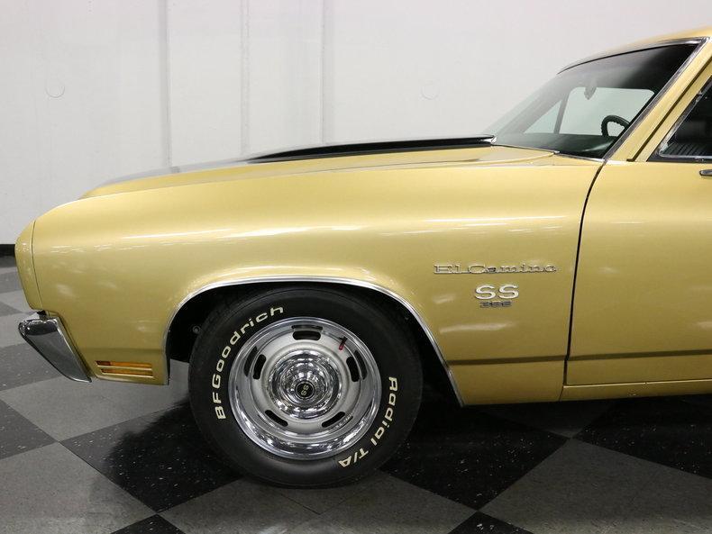 1970 Chevrolet El Camino #11