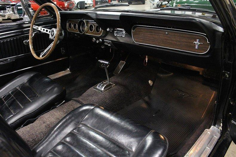 1966 Ford Mustang #11