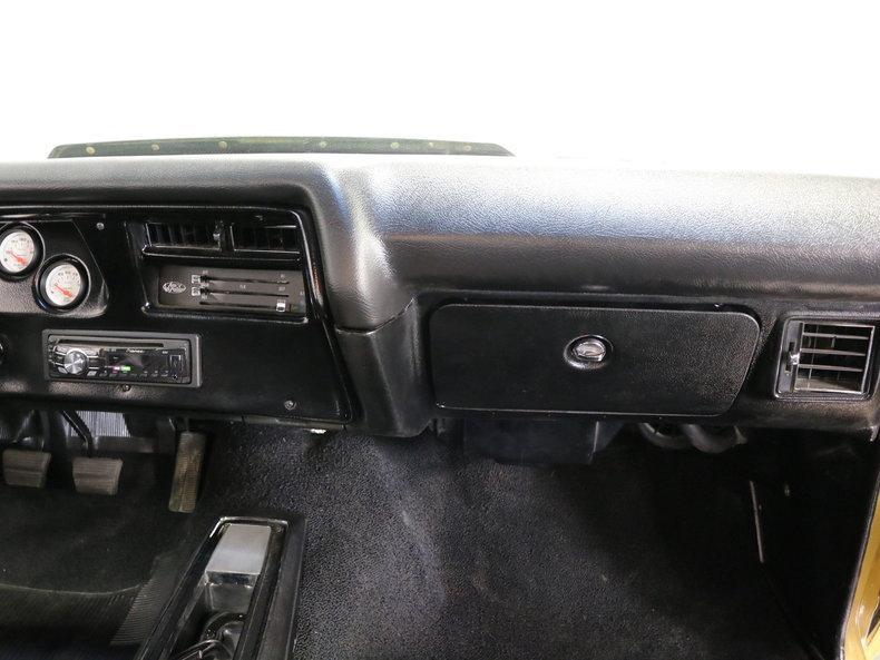 1970 Chevrolet El Camino #45