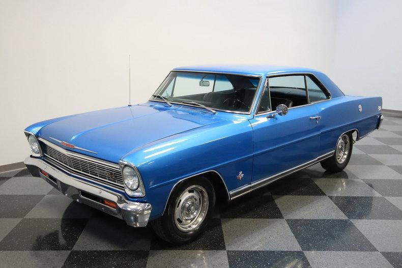 1966 Chevrolet Nova Chevy II #6