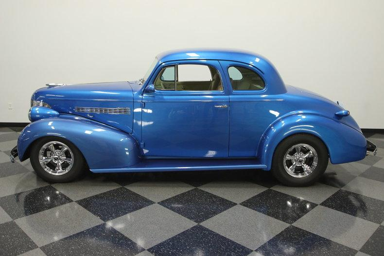 1939 Chevrolet Business Coupe #1