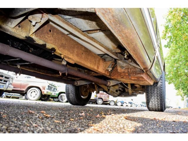 Chevrolet Pickup Custom Camper V8 #75