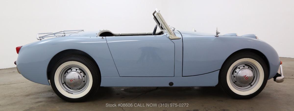1961 Austin-Healey Bug Eye Sprite #4