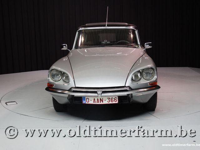 Citroën DS23 Injection Pallas Découvrable '73 #49