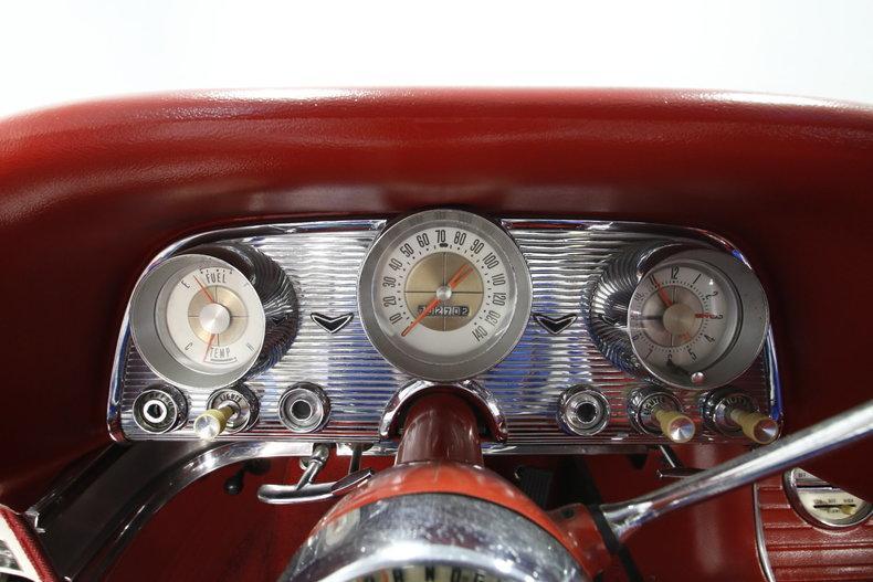 1960 Ford Thunderbird J-Code #39