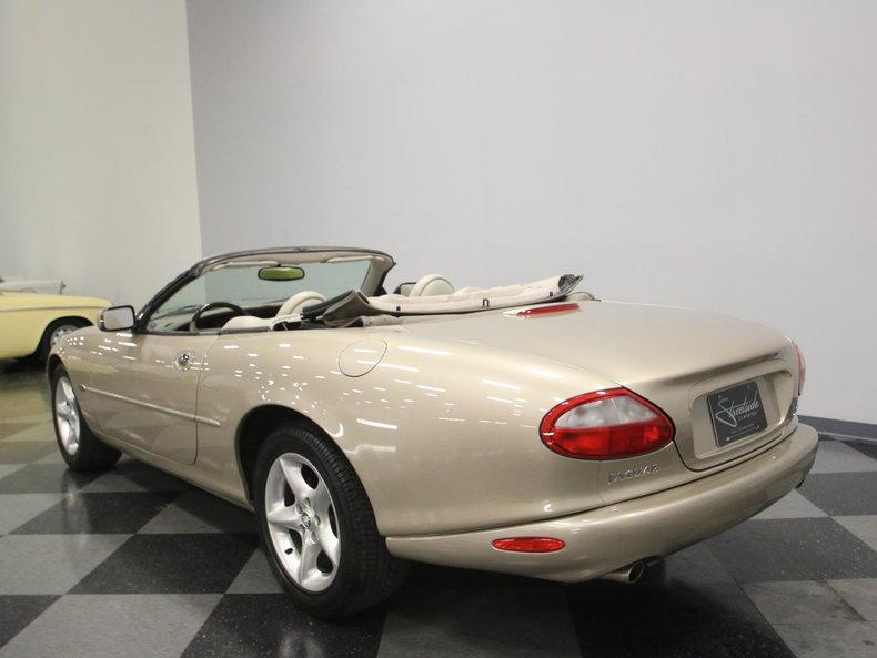 2000 Jaguar XK8 #16