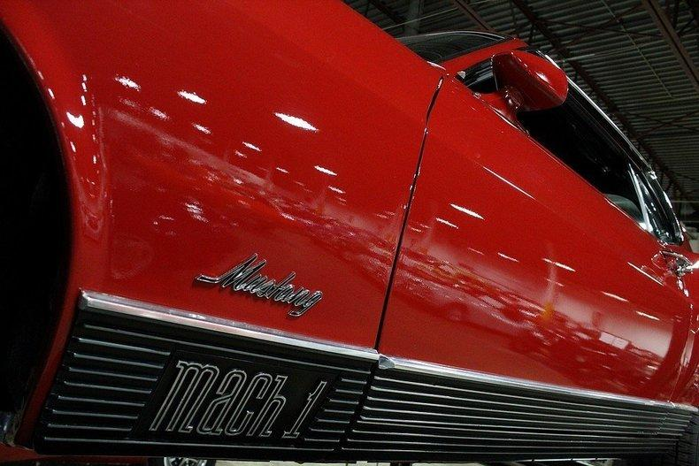 1970 Ford Mach 1 428 COBRA JET #73