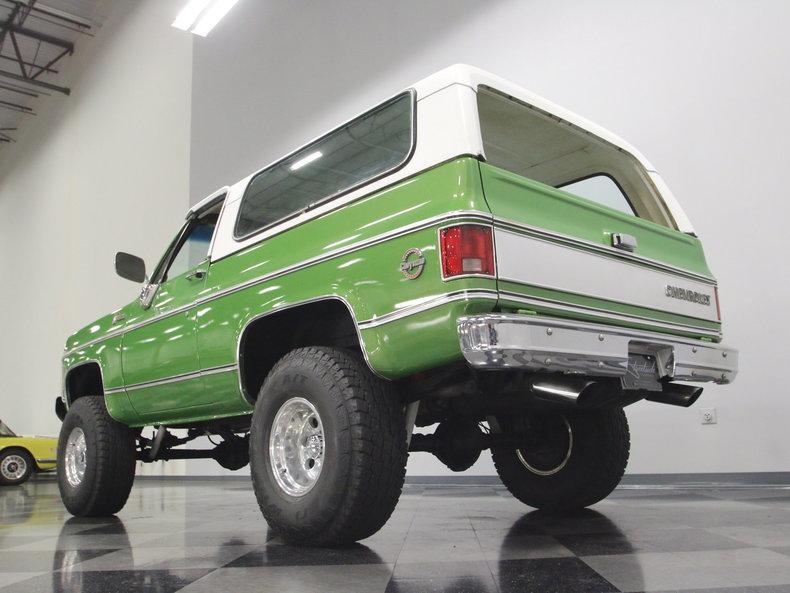 1975 Chevrolet Blazer K5 #23