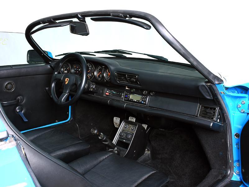 Porsche 930 3.3L Turbo Speedster 1988 #5