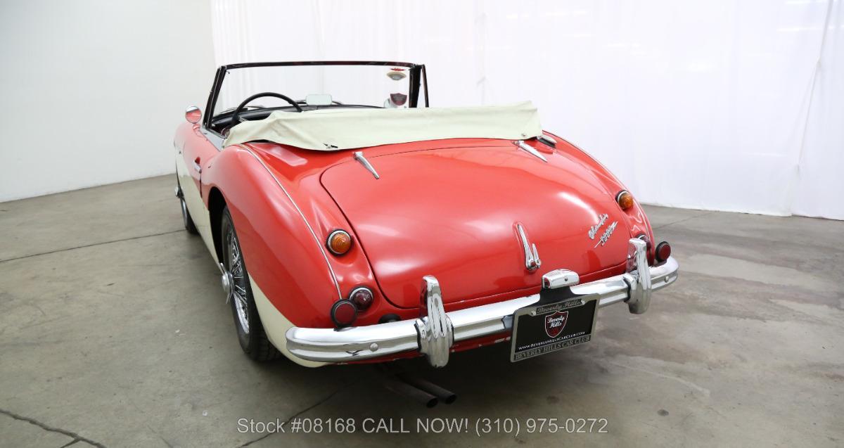 1963 Austin-Healey 3000 BJ7 #10