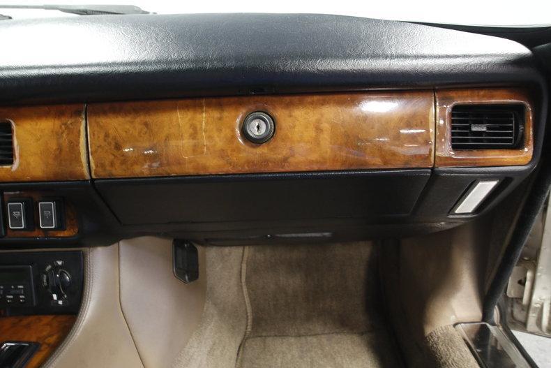 1988 Jaguar XJS V12 #48