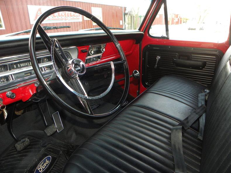 1969 Ford F100 Deluxe Styleside Pickup #30