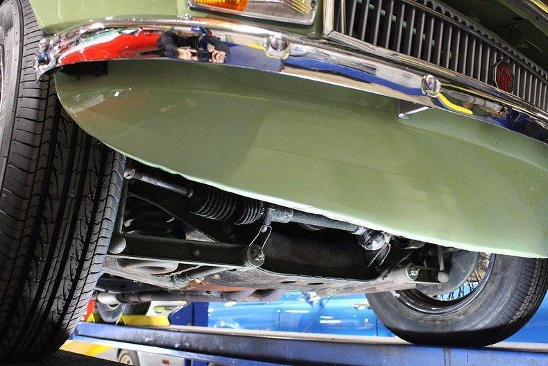 1970 MG MGB GT #86