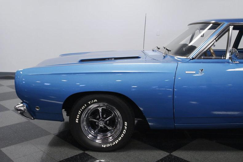 1968 Plymouth Road Runner #10