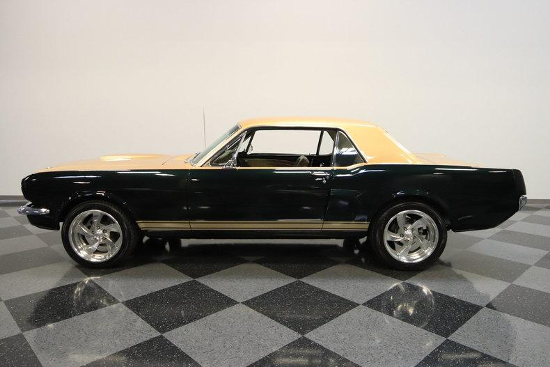 1965 Ford Mustang Restomod #1
