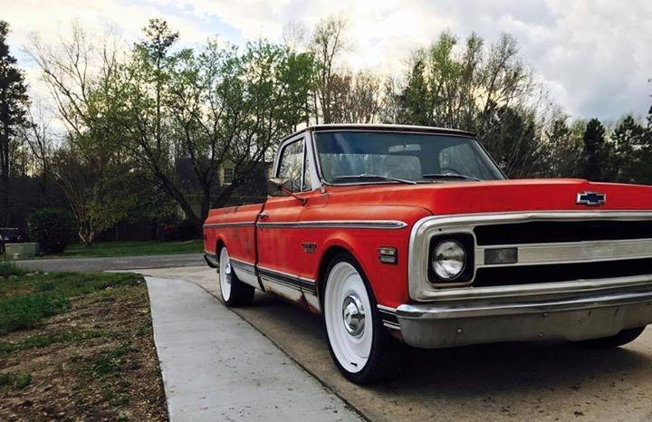 1970 Chevrolet C10 -PATINA PICKUP- CUSTOM SPORTS TRUCK- Stock # 10434NC for sale near Mundelein, IL | IL Chevrolet Dealer #4