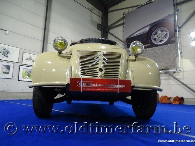 Citroën 2CV 4x4 Sahara '62 #14