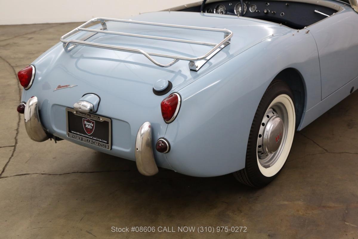 1961 Austin-Healey Bug Eye Sprite #25