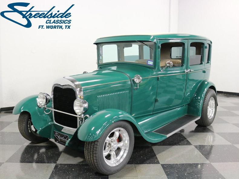 1929 Ford Model A #0