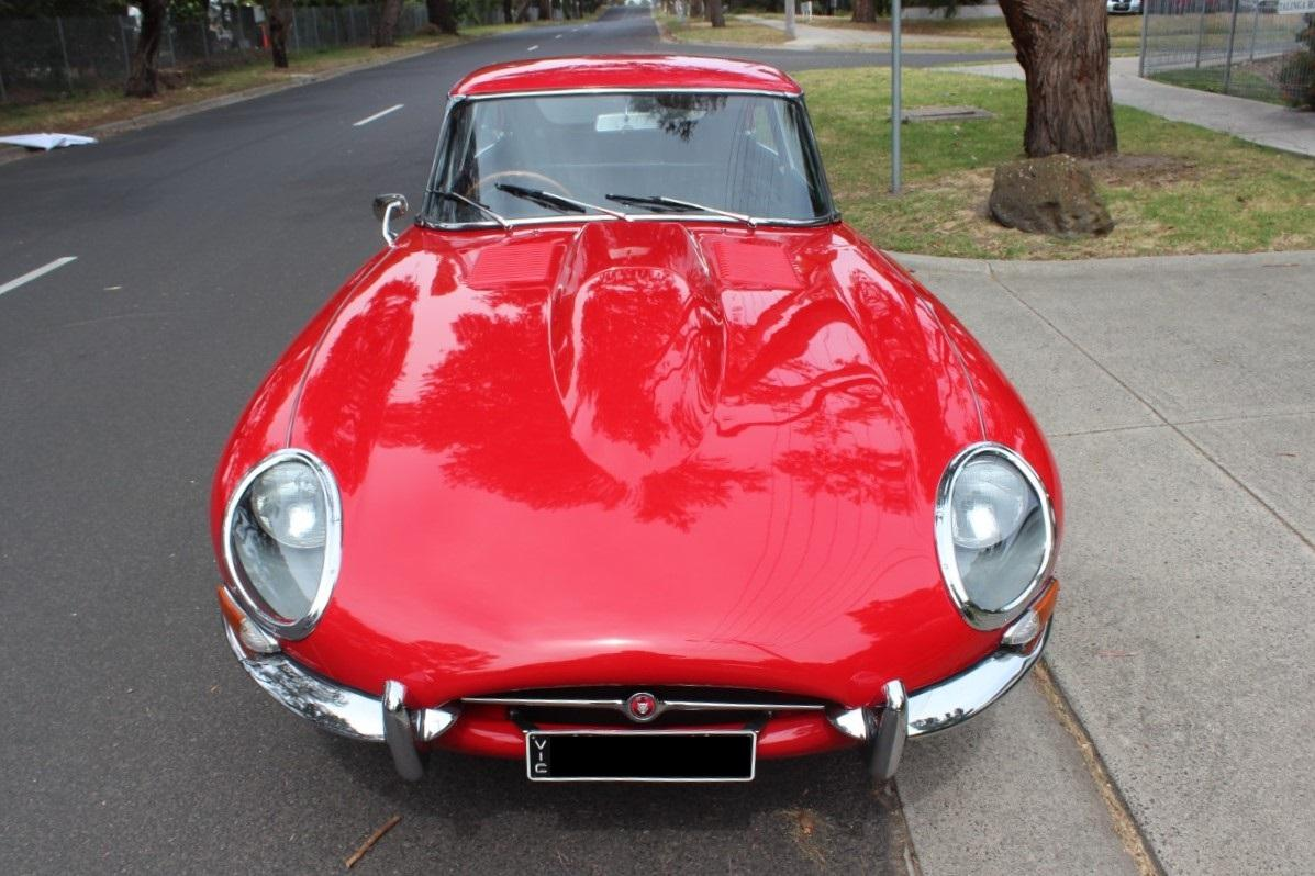 Jaguar E-Type #2