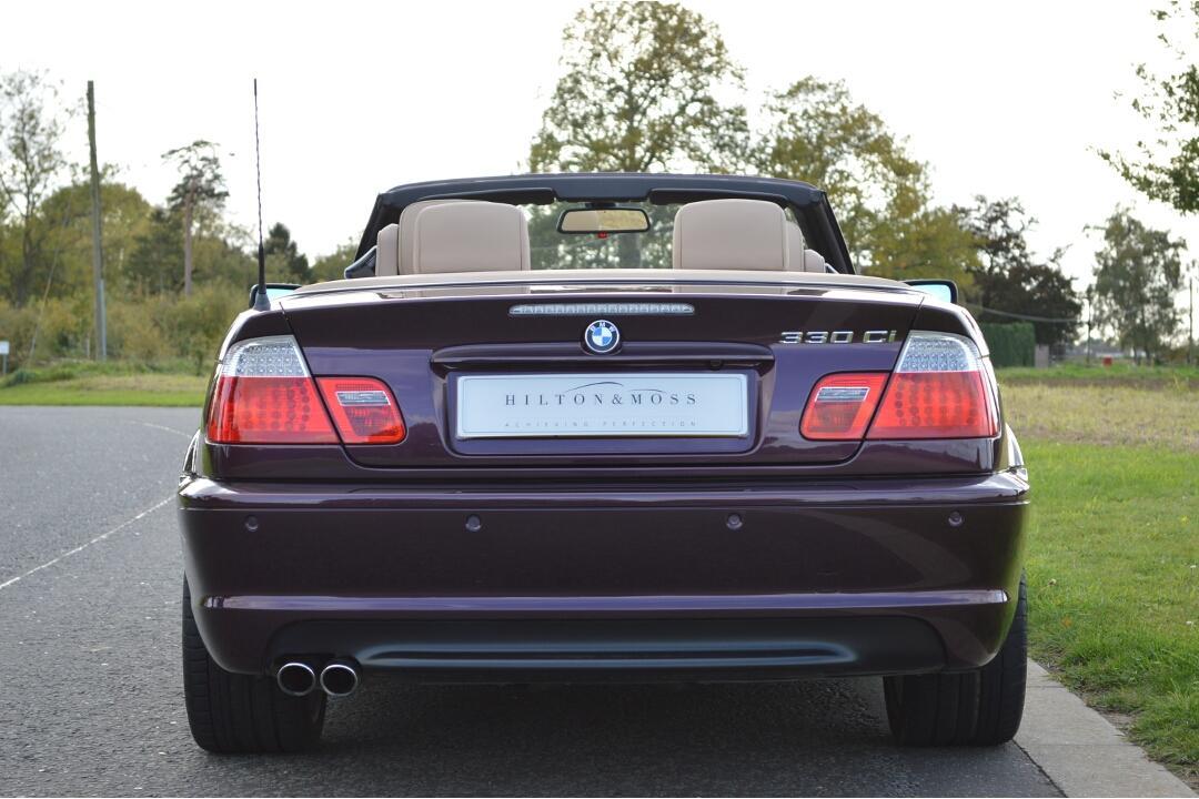 BMW E46 330ci Cabriolet #3