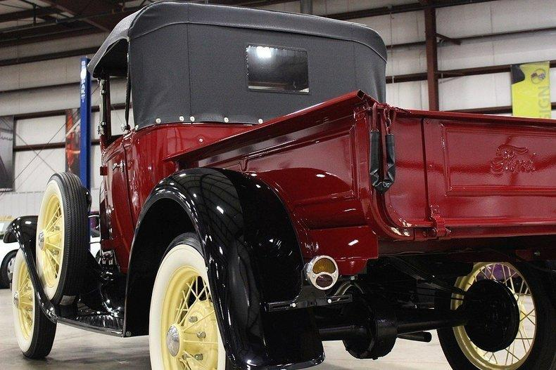 1931 Ford Model A #27