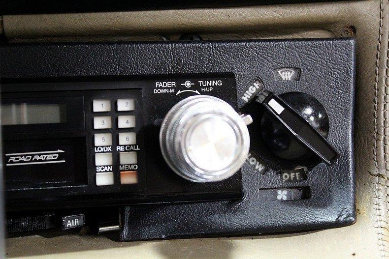 1986 Jaguar XJS #43