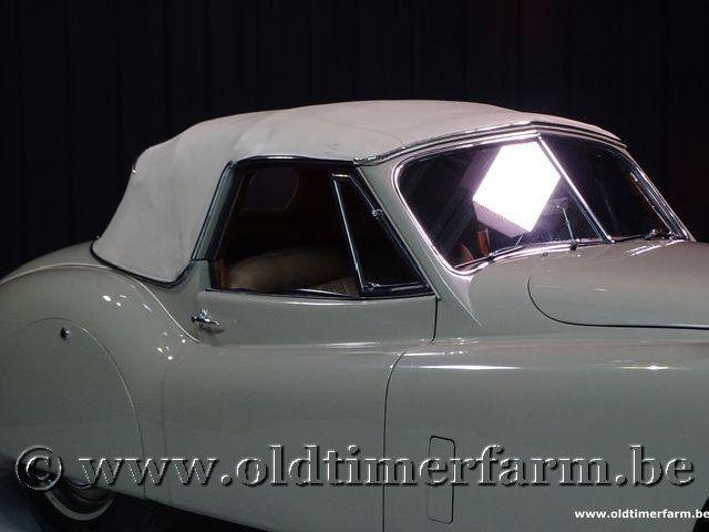 Jaguar XK120 Drop Head Coupé '53 #152