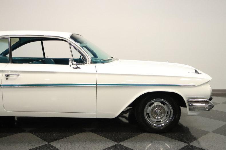 1961 Chevrolet Bel Air Bubble Top #23