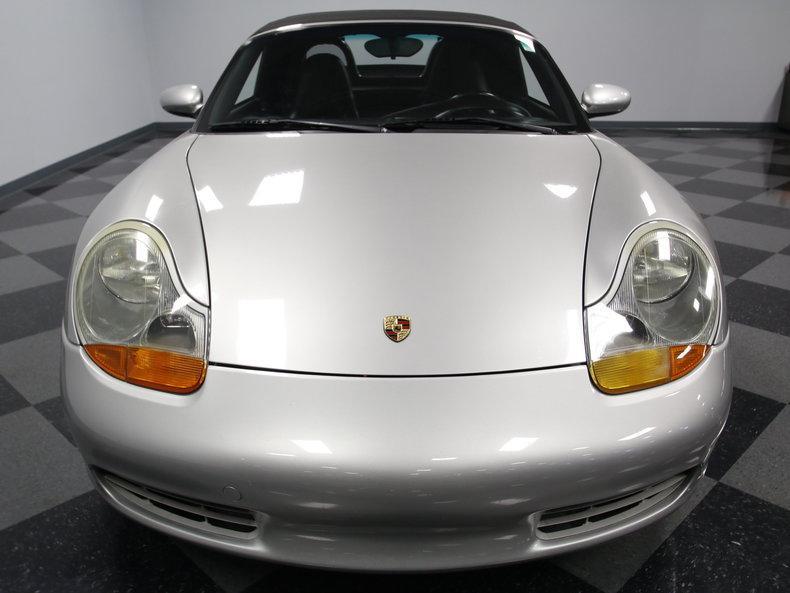 2002 Porsche Boxster #5