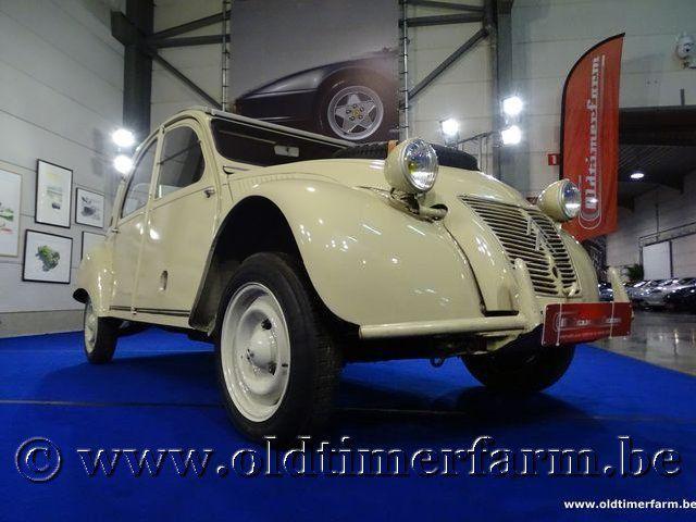 Citroën 2CV 4x4 Sahara '62 #21