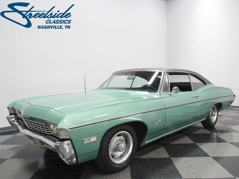 1968 Chevrolet Impala #0