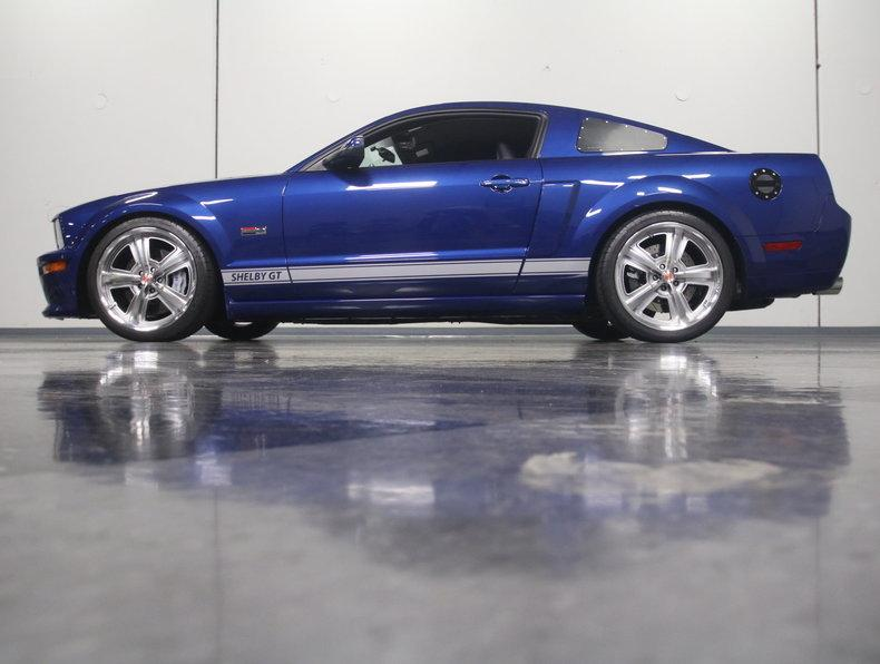 2008 Ford Mustang Shelby GT #10