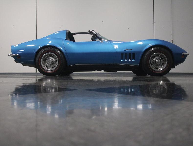 1969 Chevrolet Corvette #34